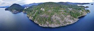 "Photo 2: LT 3921 PENDER LANDING ROAD ROAD in Garden Bay: Pender Harbour Egmont Land for sale in ""SAKINAW RIDGE"" (Sunshine Coast)  : MLS®# R2497577"