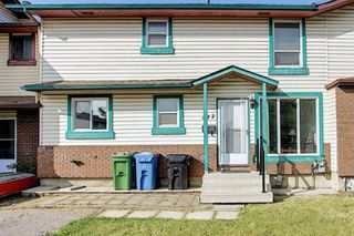 Main Photo: 217 PINESET Place NE in Calgary: Pineridge Row/Townhouse for sale : MLS®# A1028870