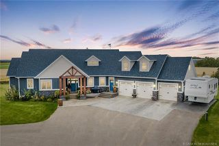 Main Photo: 39406 Range Road 280 in Rural Lacombe County: NONE Residential for sale : MLS®# A1043013