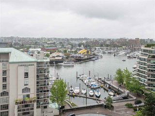 Photo 1: 1204 1500 HOWE STREET in Vancouver: Yaletown Condo for sale (Vancouver West)  : MLS®# R2505786