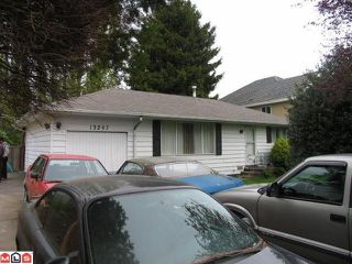 Photo 1: 13297 89A Avenue in Surrey: Queen Mary Park Surrey House for sale : MLS®# F1011752