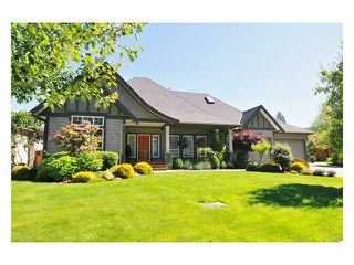 "Main Photo: 10516 BAKER Place in Maple Ridge: Albion House for sale in ""MAPLECREST"" : MLS®# V841282"