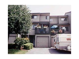 "Photo 1: 43 12180 189A Street in Pitt Meadows: Central Meadows Townhouse for sale in ""MEADOW ESTATES"" : MLS®# V849181"