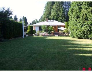 Photo 7: 33714 LINCOLN RD in Abbotsford: Central Abbotsford House for sale : MLS®# F2616765