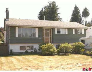 """Photo 1: 14534 109TH AV in Surrey: Bolivar Heights House for sale in """"ELLENDALE"""" (North Surrey)  : MLS®# F2617163"""