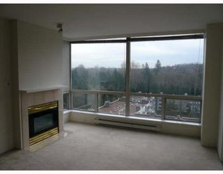"Photo 3: 706 9623 MANCHESTER Drive in Burnaby: Cariboo Condo for sale in ""STRATHMORE TOWER"" (Burnaby North)  : MLS®# V752050"