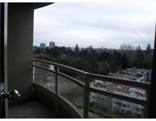 "Photo 10: 706 9623 MANCHESTER Drive in Burnaby: Cariboo Condo for sale in ""STRATHMORE TOWER"" (Burnaby North)  : MLS®# V752050"