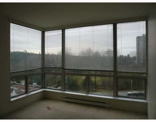 "Photo 7: 706 9623 MANCHESTER Drive in Burnaby: Cariboo Condo for sale in ""STRATHMORE TOWER"" (Burnaby North)  : MLS®# V752050"
