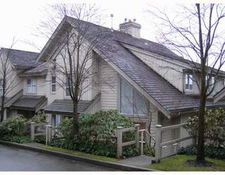 "Photo 1: 321 1465 PARKWAY Boulevard in Coquitlam: Westwood Plateau Townhouse for sale in ""SILVER OAK"" : MLS®# V755402"