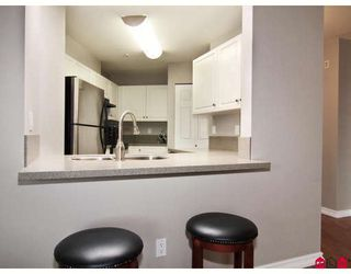 """Photo 6: 402 20277 53RD Avenue in Langley: Langley City Condo for sale in """"METRO 2"""" : MLS®# F2909624"""