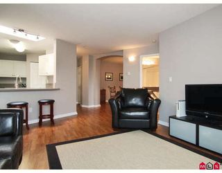 """Photo 4: 402 20277 53RD Avenue in Langley: Langley City Condo for sale in """"METRO 2"""" : MLS®# F2909624"""