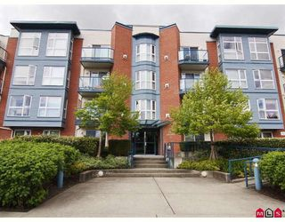 """Photo 1: 402 20277 53RD Avenue in Langley: Langley City Condo for sale in """"METRO 2"""" : MLS®# F2909624"""