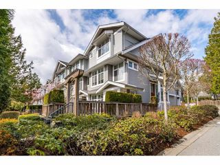 """Photo 1: 35 20449 66 Avenue in Langley: Willoughby Heights Townhouse for sale in """"Nature's Landing"""" : MLS®# R2448569"""