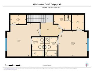 Photo 22: 430 CRANFORD Court SE in Calgary: Cranston Row/Townhouse for sale : MLS®# A1015582