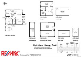 Photo 9: 3945 S Island Hwy in : CV Courtenay South House for sale (Comox Valley)  : MLS®# 851086
