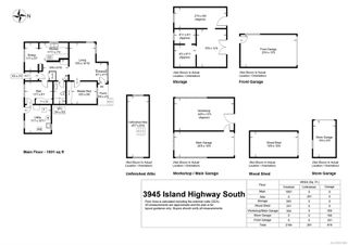Photo 10: 3945 S Island Hwy in : CV Courtenay South House for sale (Comox Valley)  : MLS®# 851086