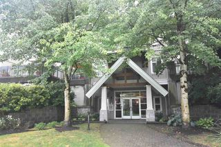 """Main Photo: 406 1438 PARKWAY Boulevard in Coquitlam: Westwood Plateau Condo for sale in """"MONTREUX"""" : MLS®# R2485644"""