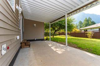 Photo 33: 21223 KETTLE VALLEY Road in Hope: Hope Kawkawa Lake House for sale : MLS®# R2505384