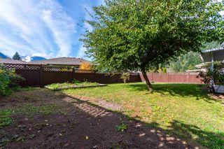 Photo 36: 21223 KETTLE VALLEY Road in Hope: Hope Kawkawa Lake House for sale : MLS®# R2505384