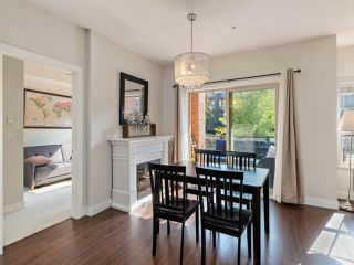 """Photo 9: 105 20219 54A Avenue in Langley: Langley City Condo for sale in """"SUEDE"""" : MLS®# R2507950"""