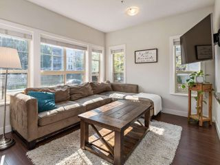 """Photo 2: 105 20219 54A Avenue in Langley: Langley City Condo for sale in """"SUEDE"""" : MLS®# R2507950"""