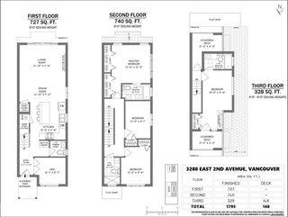 Photo 2: 3288 E 2ND Avenue in Vancouver: Renfrew VE 1/2 Duplex for sale (Vancouver East)  : MLS®# R2521378
