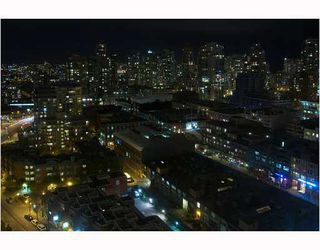 "Photo 10: 2304 950 CAMBIE Street in Vancouver: Downtown VW Condo for sale in ""LANDMARK PACIFIC"" (Vancouver West)  : MLS®# V799371"