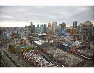 "Photo 9: 2304 950 CAMBIE Street in Vancouver: Downtown VW Condo for sale in ""LANDMARK PACIFIC"" (Vancouver West)  : MLS®# V799371"