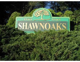 """Photo 2: 2 5535 OAK Street in Vancouver: Shaughnessy Condo for sale in """"SHAWNOAKS"""" (Vancouver West)  : MLS®# V811099"""