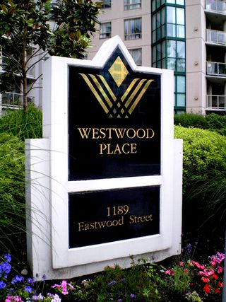"Photo 14: # 303 - 1189 Eastwood Street in Coquitlam: North Coquitlam Condo for sale in ""THE CARTIER"" : MLS®# V844049"