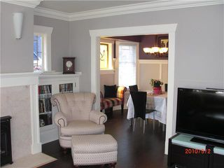 Photo 3: 89 W 11TH Avenue in Vancouver: Mount Pleasant VW House for sale (Vancouver West)  : MLS®# V847773
