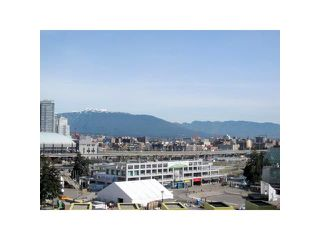 "Photo 2: 1203 918 COOPERAGE Way in Vancouver: False Creek North Condo for sale in ""MARINER"" (Vancouver West)  : MLS®# V865184"