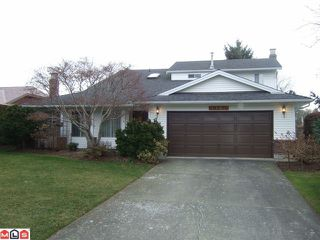 Photo 1: 1108 161ST Street in Surrey: King George Corridor House for sale (South Surrey White Rock)  : MLS®# F1102894