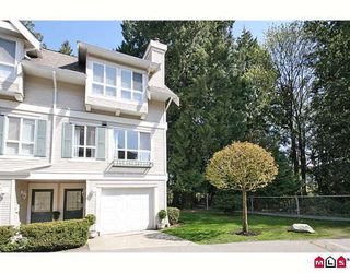 """Photo 1: 91 8844 208TH Street in Langley: Walnut Grove Townhouse for sale in """"MAYBERRY"""" : MLS®# F2908266"""