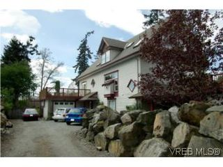 Photo 1: 659 Rockingham Rd in VICTORIA: La Mill Hill Half Duplex for sale (Langford)  : MLS®# 502560
