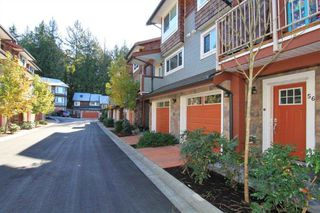 "Main Photo: 56 23651 132 Avenue in Maple Ridge: Silver Valley Townhouse for sale in ""Myron's Muse"" : MLS®# R2412422"