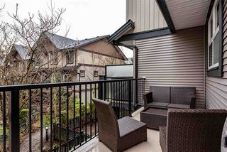 "Photo 17: 55 6123 138 Street in Surrey: Sullivan Station Townhouse for sale in ""PANORAMA WOODS"" : MLS®# R2430750"