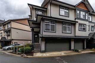 "Photo 1: 55 6123 138 Street in Surrey: Sullivan Station Townhouse for sale in ""PANORAMA WOODS"" : MLS®# R2430750"