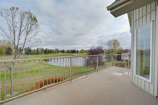 Photo 28: 45 929 PICARD Drive in Edmonton: Zone 58 House Half Duplex for sale : MLS®# E4186208