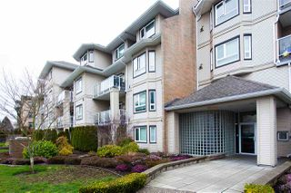 "Photo 1: 417 8142 120A Street in Surrey: Queen Mary Park Surrey Condo for sale in ""STERLING COURT"" : MLS®# R2438691"