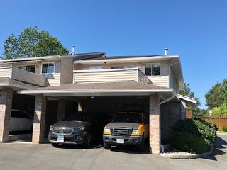 """Main Photo: 42 22308 124 Avenue in Maple Ridge: West Central Townhouse for sale in """"BRANDY WYND ESTATES"""" : MLS®# R2482522"""
