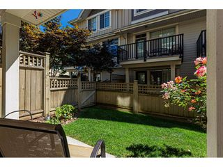 "Photo 31: 66 19525 73 Avenue in Surrey: Clayton Townhouse for sale in """"Uptown"" Clayton Village"" (Cloverdale)  : MLS®# R2483622"