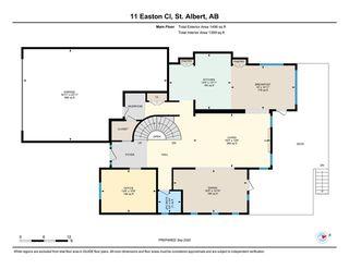 Photo 43: 11 EASTON Close: St. Albert House for sale : MLS®# E4213976