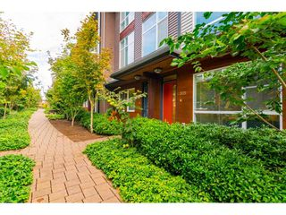 "Photo 3: 205 2228 162ND Street in Surrey: Grandview Surrey Townhouse for sale in ""Breeze"" (South Surrey White Rock)  : MLS®# R2500064"