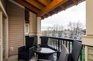 """Photo 29: 404 21009 56 Avenue in Langley: Salmon River Condo for sale in """"Cornerstone"""" : MLS®# R2519052"""