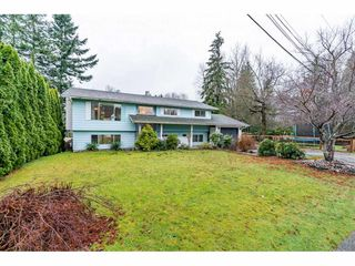 Photo 1: 7815 DEERFIELD Street in Mission: Mission BC House for sale : MLS®# R2523001