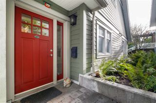 Photo 1: 4470 W 8TH AVENUE in Vancouver: Point Grey Townhouse for sale (Vancouver West)  : MLS®# R2524251