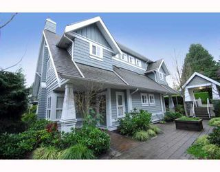 """Main Photo: 27 2688 MOUNTAIN Highway in North Vancouver: Westlynn Townhouse for sale in """"Craftsman Estates"""" : MLS®# V799133"""