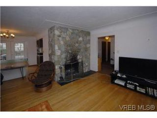 Photo 4: 2676 Capital Hts in VICTORIA: Vi Oaklands House for sale (Victoria)  : MLS®# 525596