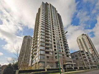 "Photo 1: 709 7178 COLLIER Street in Burnaby: Highgate Condo for sale in ""ARCADIA"" (Burnaby South)  : MLS®# V817202"